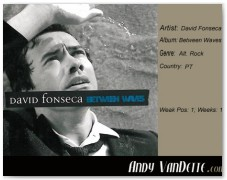 David Fonseca- Between Waves