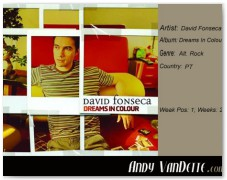 David Fonseca- Dreams In Colour