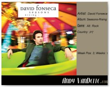 David Fonseca- Seasons-Rising