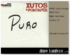 Xutos & Pontapes- Puro